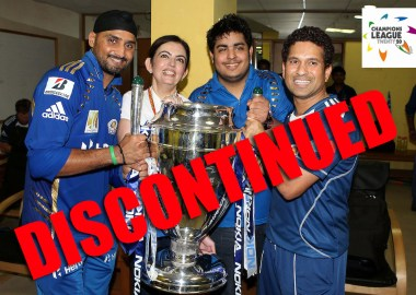 Champions League Twenty20 - CLT20 Discontinued