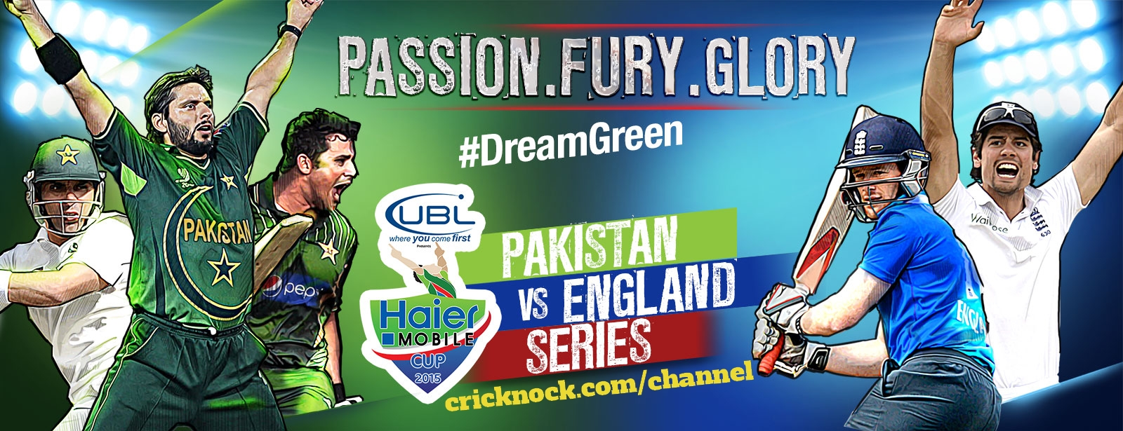 Pakistan Vs England 2015 Fixtures