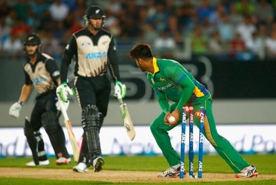 Watch Pakistan vs New Zealand 1st T20 Highlights 2016