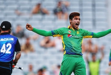 Mohammad Amir Scores Hat-Trick Against Lahore Qalandars in PSL T20
