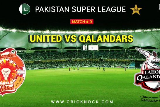 PSL T20 Match 9 | Watch Lahore Qalandars Vs Islamabad United Highlights