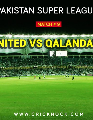 Watch Lahore Qalandars Vs Islamabad United Highlights