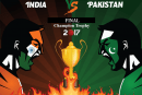 Traditional Rivals Pakistan and India to Play ICC Champions Trophy 2017 Final on Sunday