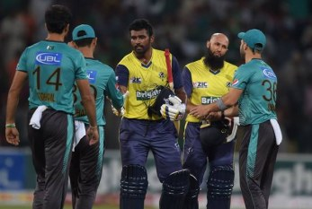 Independence Cup 2017: Pakistan Hosts ICC World XI in Lahore