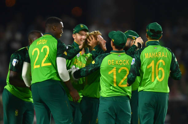 South Africa Announces Squad For The T20 World Cup 2021