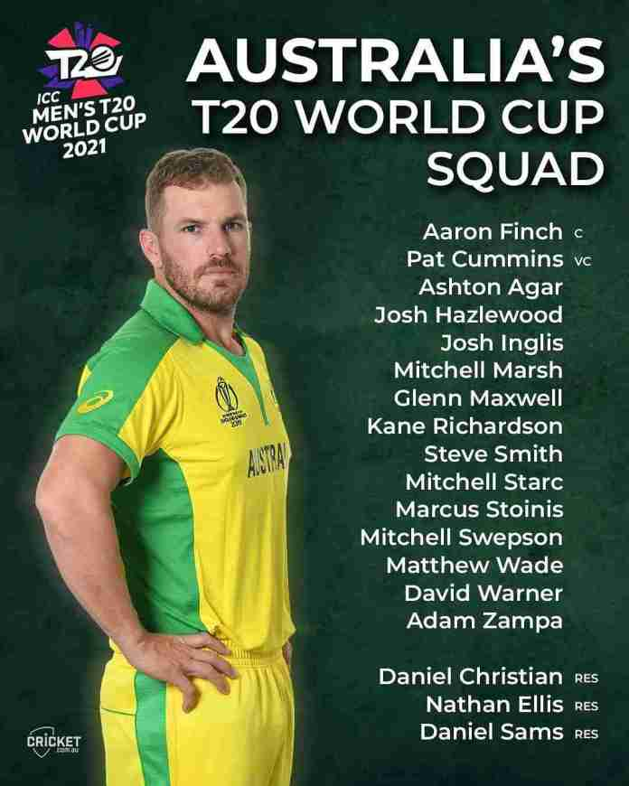 ICC T20 World Cup 2021: Schedule, All Team Squad, Groups, Team List & Time Table