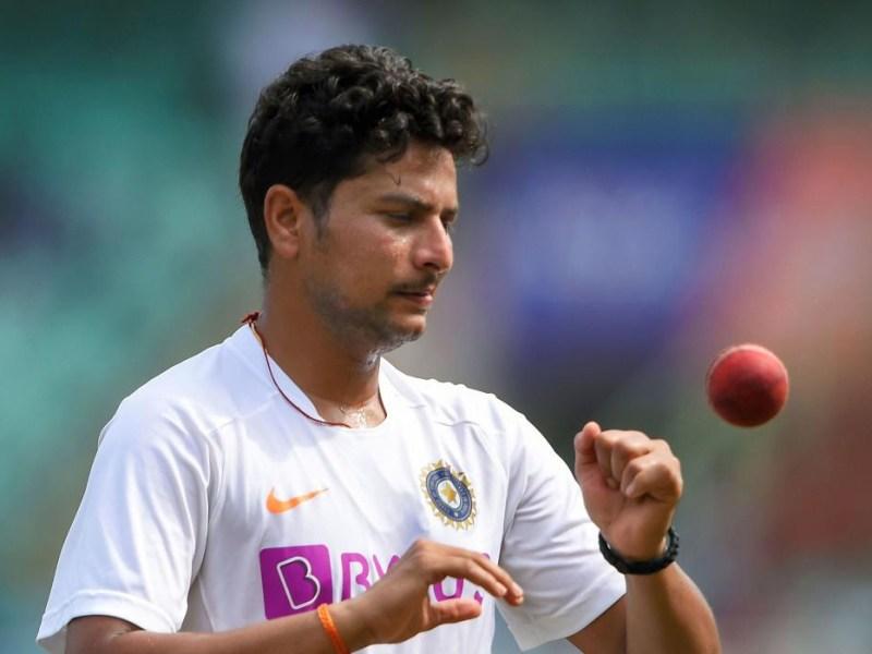 Netizens fume as Kuldeep Yadav sits out first Test vs England