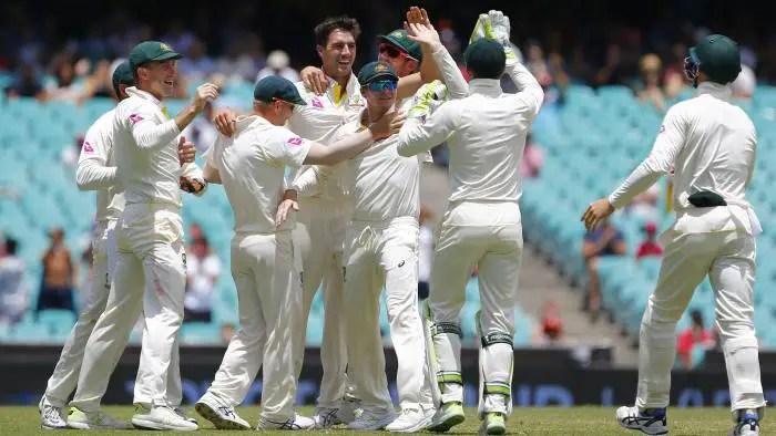एशेज 2019 के लिए ऑस्ट्रलिया की टीम घोषित