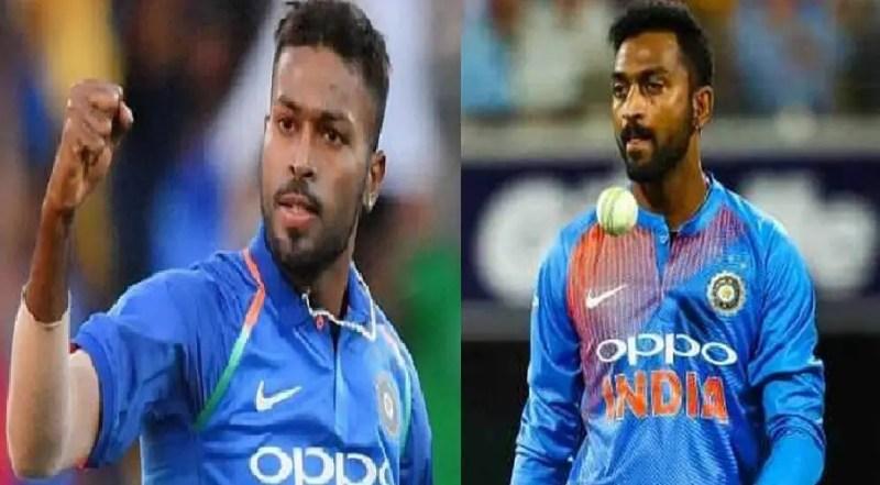 भारत vs दक्षिण अफ्रीका: पंड्या ब्रदर के बीच लड़ाई में हार्दिक पांड्या की जीत