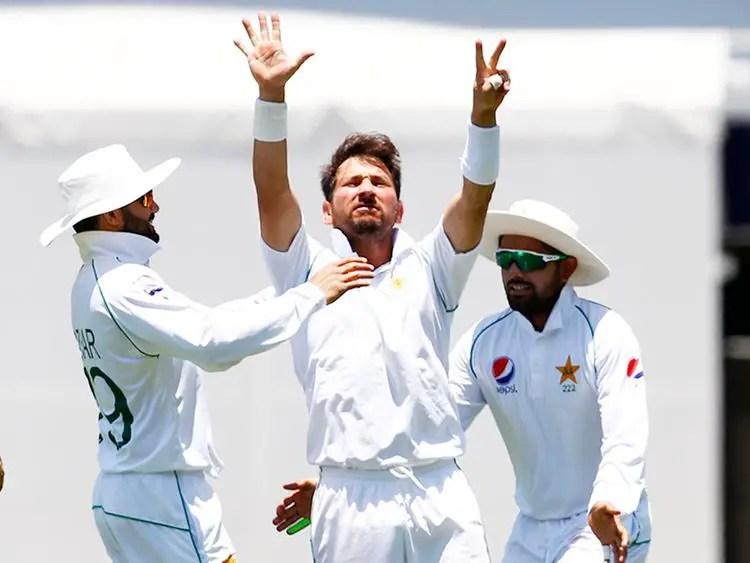 400 रनों पर 4 विकेट: यासिर शाह का सबसे ख़राब प्रदर्शन