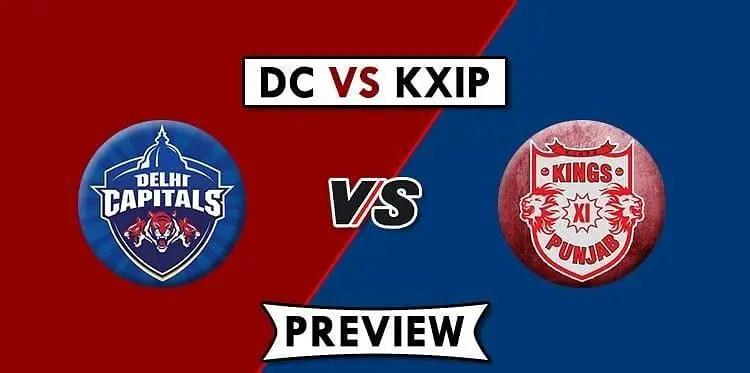 DC vs KXIP Predicted 11