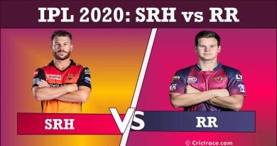 SRH vs RR