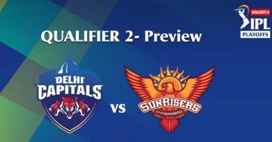 DC vs SRH Qualifier-2