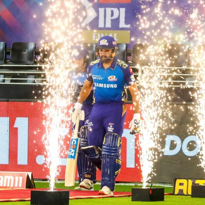 rohit sharma IPL: आईपीएल 2020 में मुंबई इंडियंस की जीत