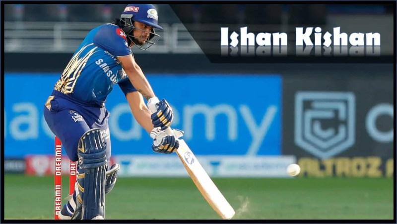 IPL 2020 Most Sixes: Ishan Kishan