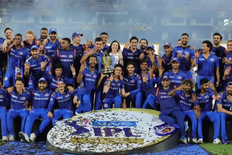 IPL Winners List: Mumbai indians