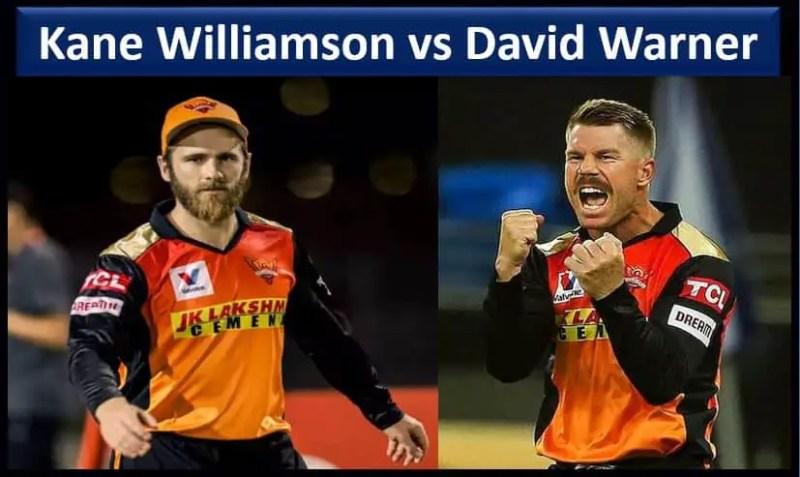 वॉर्नर vs विलियमसन: कौन है बेस्ट कप्तान?