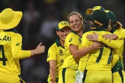 Australia Women complete their unbeaten tour of West Indies