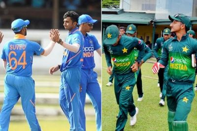 ICC U19 Asia cup Pakistan vs India