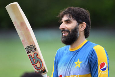 Misbah-ul-Haq's journey towards greatness