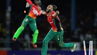Guyana Amazon Warriors wins their 8th match in a row