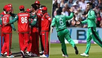 Oman Pentangular T20I Series