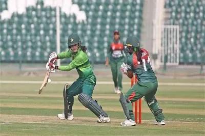 Pakistan Women vs Bangladesh Women, 2nd T20I 1