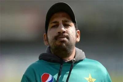 PCB removes Sarfaraz Ahmed as Captain 1