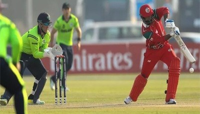 Ireland vs Oman, T20 World Cup Qualifier 2