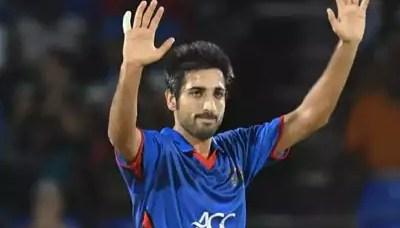 Karim Janat earned maiden Test call-up