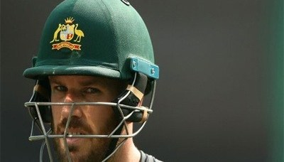 Aaron Finch against the 20-minute innings break 3