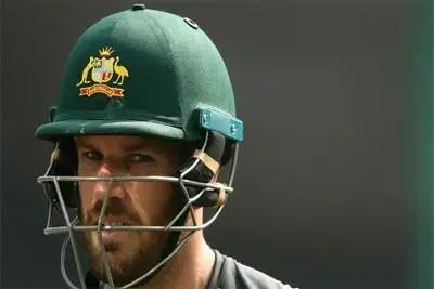 Aaron Finch against the 20-minute innings break 1