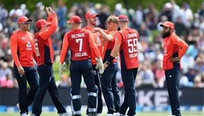 England vs New Zealand, 1st T20I 3