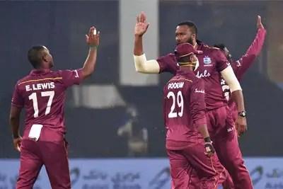 West Indies vs Afghanistan, 2nd ODI