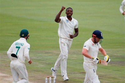 South Africa vs England, 1st Test 2