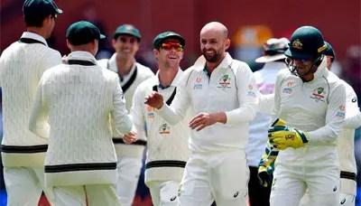 Australia vs Pakistan, 2nd Test 1