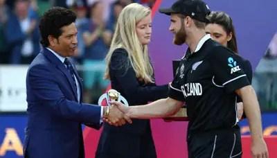 New Zealand wins ICC's 'Spirit of Cricket' award