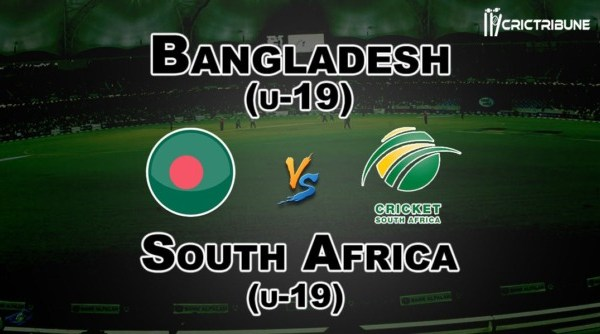 SA U19 vs BAN U19 Live Score Super League Quarter-Final 3 of U19 WC between South Africa U19 vs Bangladesh U19 on 30 January 2020 Live Score & Live Streaming