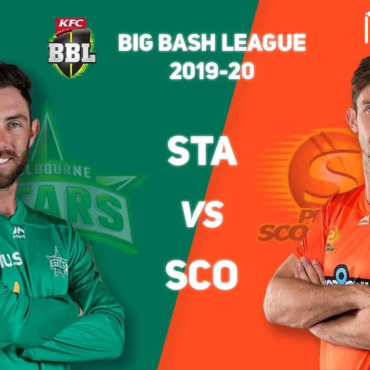 STA vs SCO Live Score, Melbourne Stars Vs Perth Scorchers Live 41st T20, BBL20 1