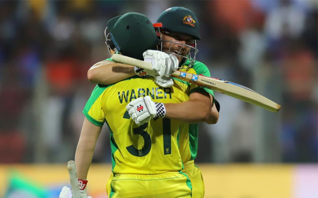 Australia dominates India with a 10-wicket victory in 1st ODI 2