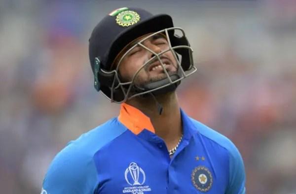 Rishabh Pant out of 2nd ODI against Australia 1