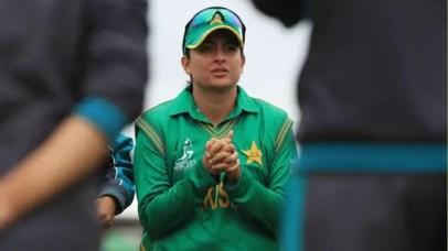 Sana Mir dropped off Pakistan's Women T20 World Cup squad 2