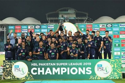 All 34 matches of PSL to be played in Pakistan 2