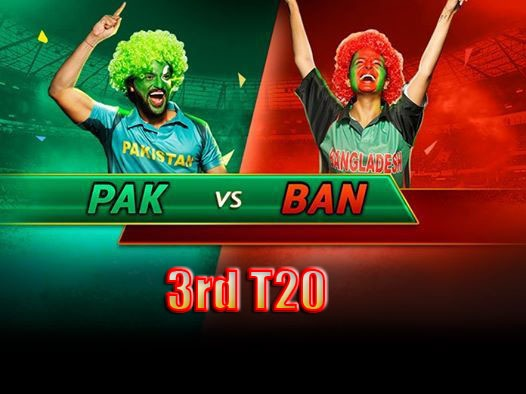 PAK vs BAN Live Score 23rd Match between Pakistan vs Bangladesh Live on 27 January 20 Live Score & Live Streaming