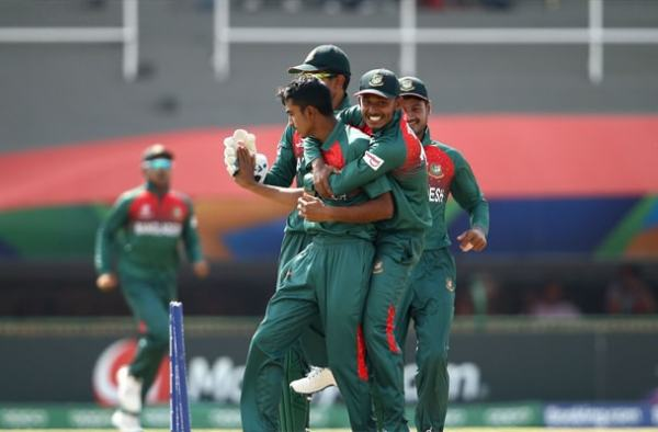 Bangladesh defeats South Africa in the Quarter-Final of U19 World Cup 3