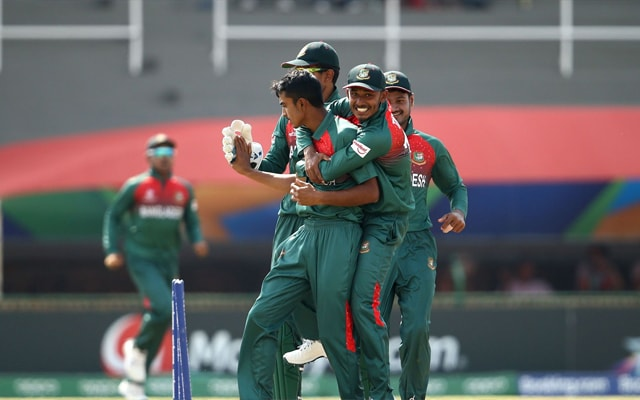 Bangladesh defeats South Africa in the Quarter-Final of U19 World Cup