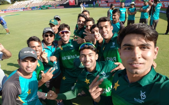 Pakistan defeats Afghanistan to qualify for the Semi-Final of U19 World Cup