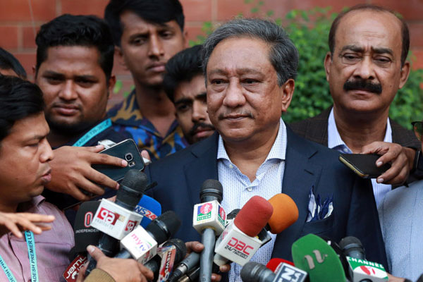 Bangladesh Cricket Board (BCB) chief satisfied by security provided in Pakistan