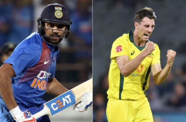 India vs Australia 1st ODI, IND v AUS, Live Streaming