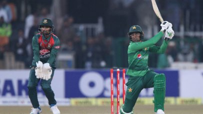 Pakistan clinches victory in first T20I Against Bangladesh